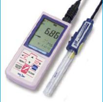 Thiết bị đo pH/Nhiệt độ dạng cầm tay HM-30P