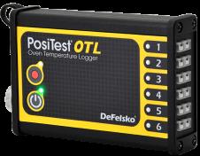 Máy ghi nhiệt độ 6 kênh Positest OTL