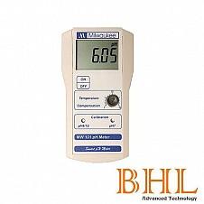 MÁY ĐO pH CẦM TAY MW101