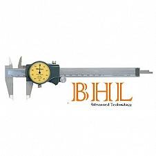 Thước cặp đồng hồ vỏ bạc 505-683 (0-150mm/0.02)