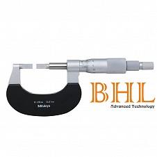 Panme đo rãnh ngoài 122-101 (0-25mm/0.01)
