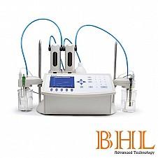 Máy chuẩn độ điện thế tự động 1 kênh HI902C1