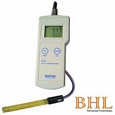 MÁY ĐO pH/mV/NHIỆT ĐỘ CẦM TAY Mi106