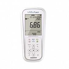 Máy đo pH / ORP / Độ dẫn / Điện trở / Độ muối / TDS cầm tay Horiba D-74G