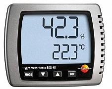 Thiết bị đo nhiêt độ và độ ẩm trong phòng Testo 608-H1