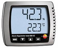 Thiết bị đo nhiêt độ và độ ẩm trong phòng Testo 608-H2