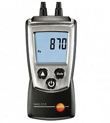 Máy đo chênh áp suất Testo 510