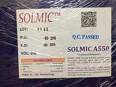 HÓA CHẤT SOLMIC A550