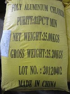 Poly Aluminium Chloride ,PAC , chất trợ lắng