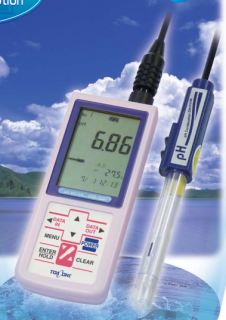 Thiết bị đo pH cầm tay HM-30P