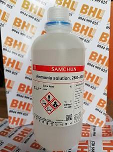 NH3 28.0-30.0% Samchun, Amonia solution 28.0%-30% Samchun Hàn Quốc