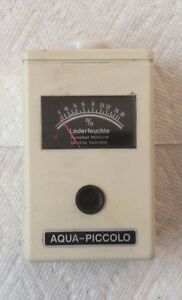 Máy đo độ ẩm da Piccolo LE