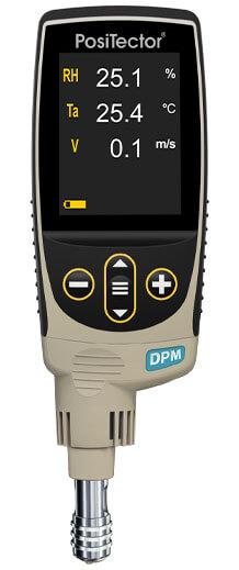 Máy đo nhiệt độ và điểm sương PosiTector DPMA1
