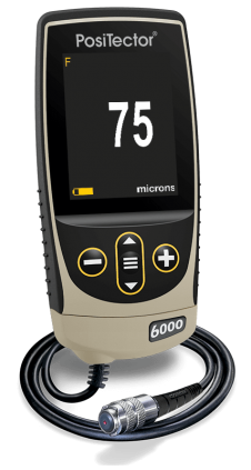 Máy đo độ dày lớp phủ PosiTector 6000 FS1